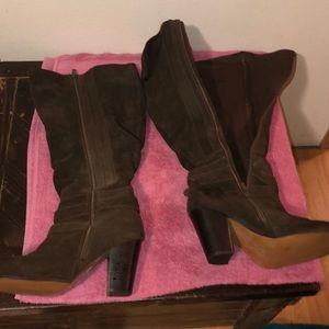 Torrid tall top dress boots